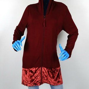 Soft Surroundings Petites Easy Chic Jacket PL L